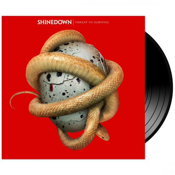 Shinedown Threat To Survival Vinyl