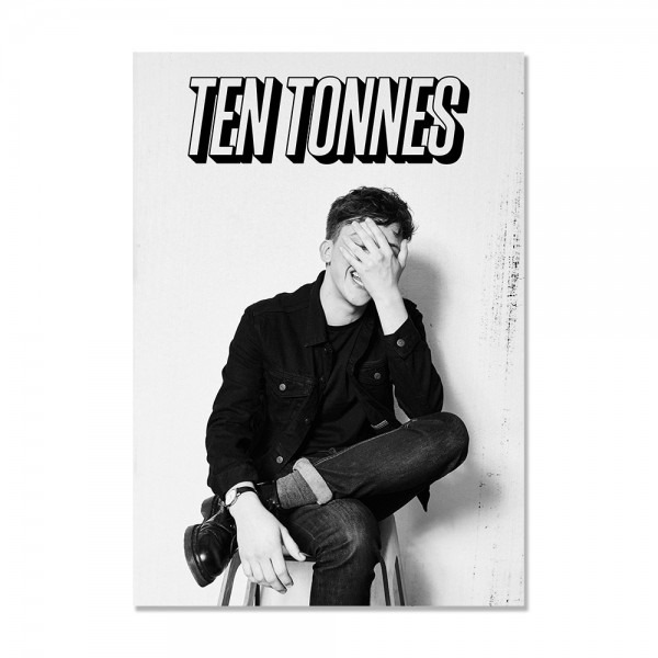 Ten Tonnes Poster - Ten Tonnes