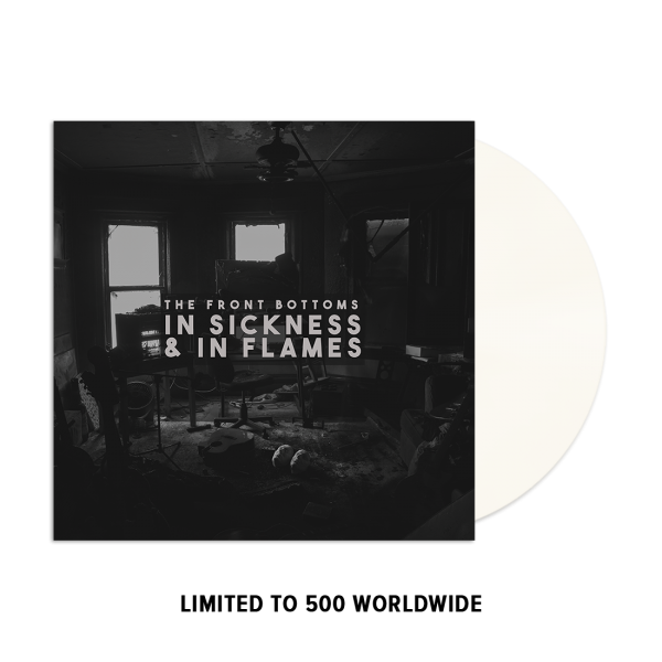 In Sickness & In Flames Vinyl (Milky Clear) + Digital Album
