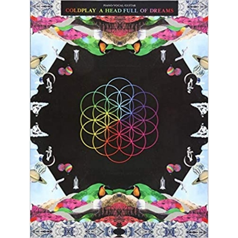 Coldplay: A Head Full Of Dreams - Piano, Vocal and Guitar Songbook