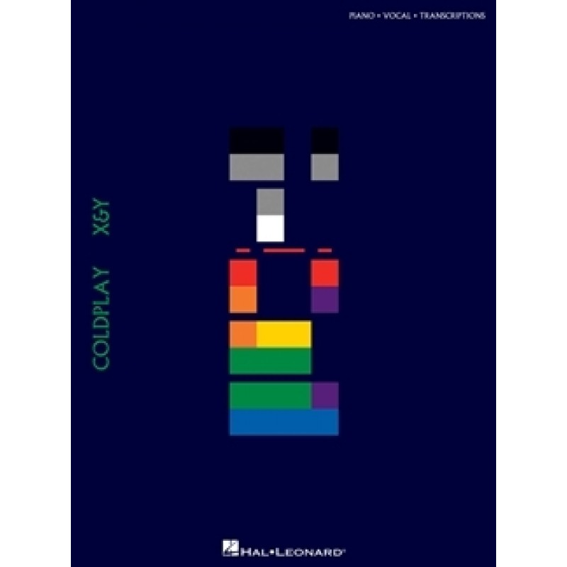 X&Y - Piano, Vocal and Guitar Songbook