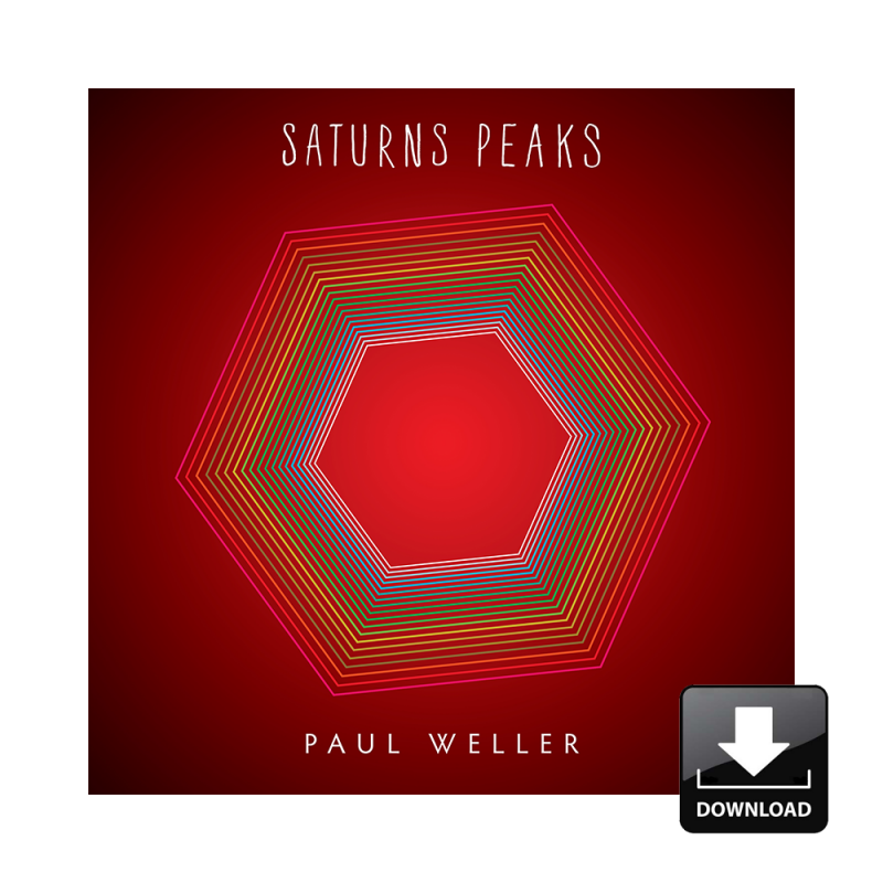 Paul Weller - Saturns Peak