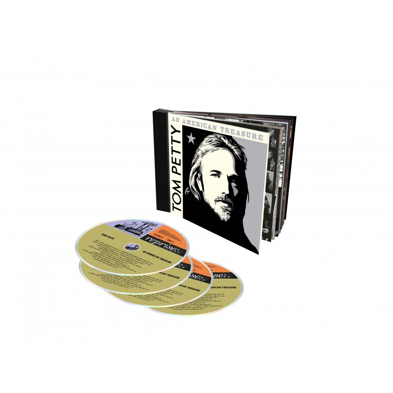 An American Treasure Super Deluxe 4CD Box Set