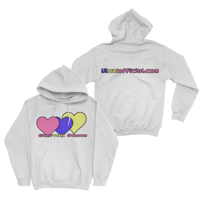 Eternal Atake Three Hearts Hoodie