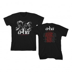 Hunting High and Low Tour T-Shirt Black