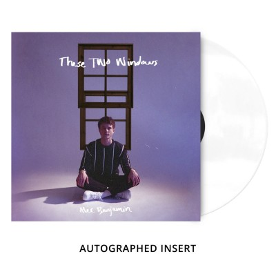 These Two Windows Signed Exclusive White Vinyl (Default)