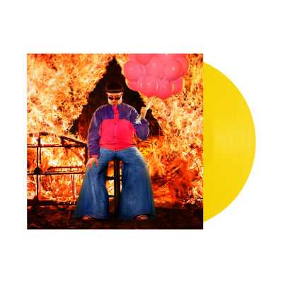 Ugly is Beautiful Yellow Vinyl (Default)