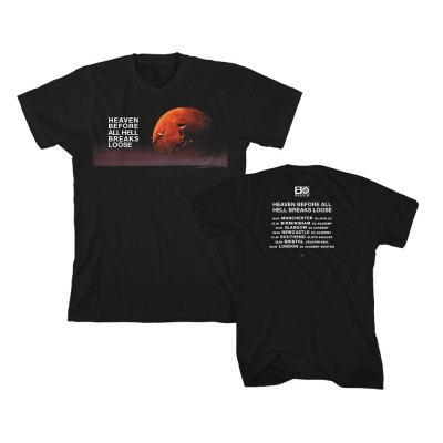 Heaven Before All Hell Tour T-Shirt