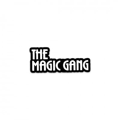 The Magic Gang Logo Pin