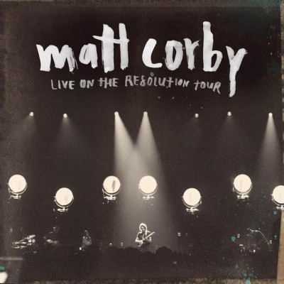 Live on the Resolution Tour Vinyl