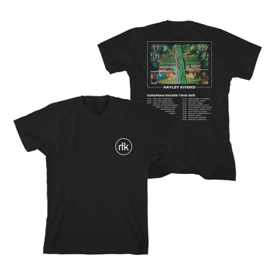 HK Spotted Tour T-shirt