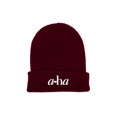 Embroidered Logo Beanie