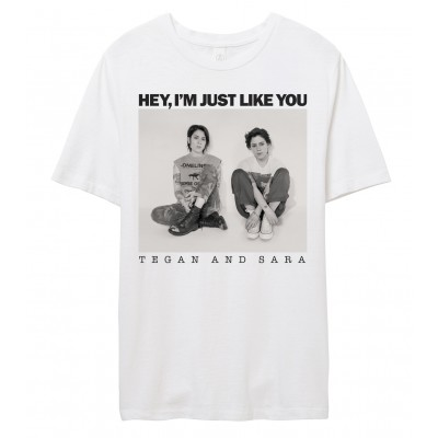 Hey, I'm Just Like You Album T-Shirt