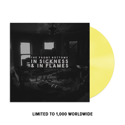 In Sickness & In Flames Vinyl (Lemon)