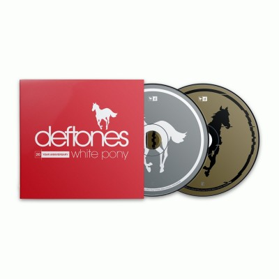 White Pony 20th Anniversary Deluxe Edition CD