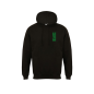DON'T WAIT 'TIL TOMORROW Hoodie Black and Green