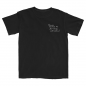 PLEASE EXCUSE ME T-SHIRT (BLACK)