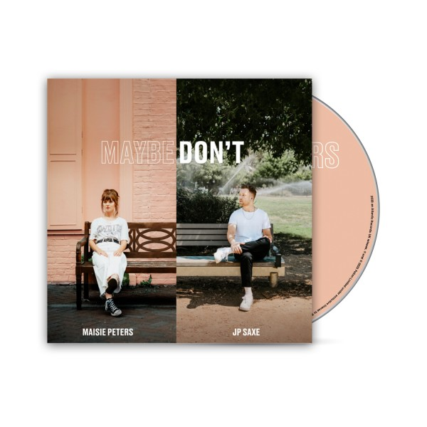 Maybe Don't (feat. JP Saxe) CD (Default)