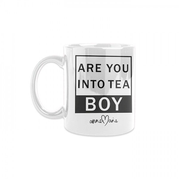 Are You Into Tea Boy Mug