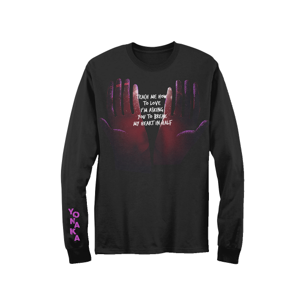 'Death By Love' Longsleeve Black 2019