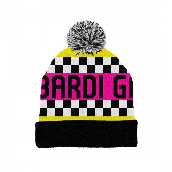 Big Bardi Gang Winter Beanie