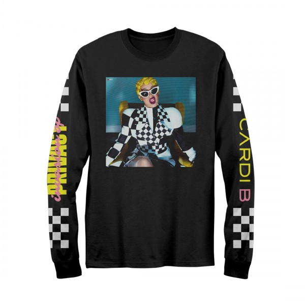 IOP Album Cover Longsleeve T-Shirt