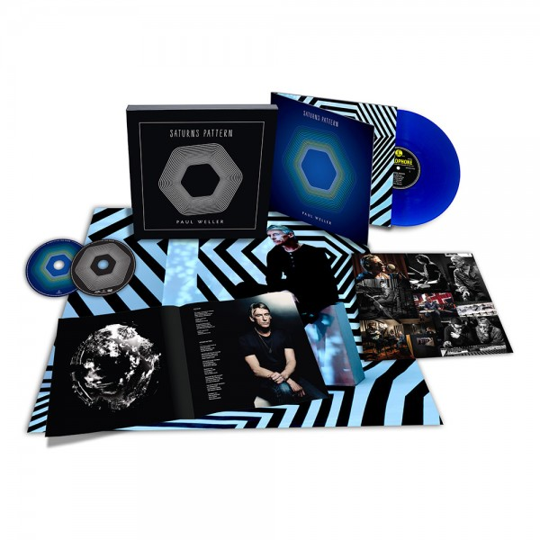 Saturns Pattern Deluxe Box Set