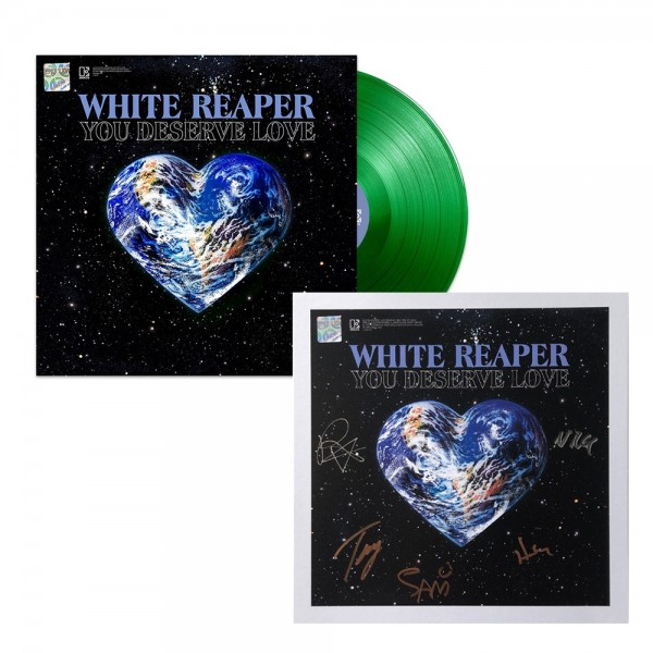 You Deserve Love Colour Vinyl + Signed Art Print
