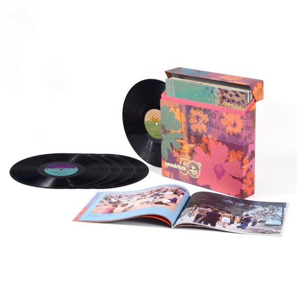 Woodstock — Back To The Garden — 50th Anniversary Collection 5LP (Default)Back  Reset  Delete  Duplicate  Save  Save and Continue Edit