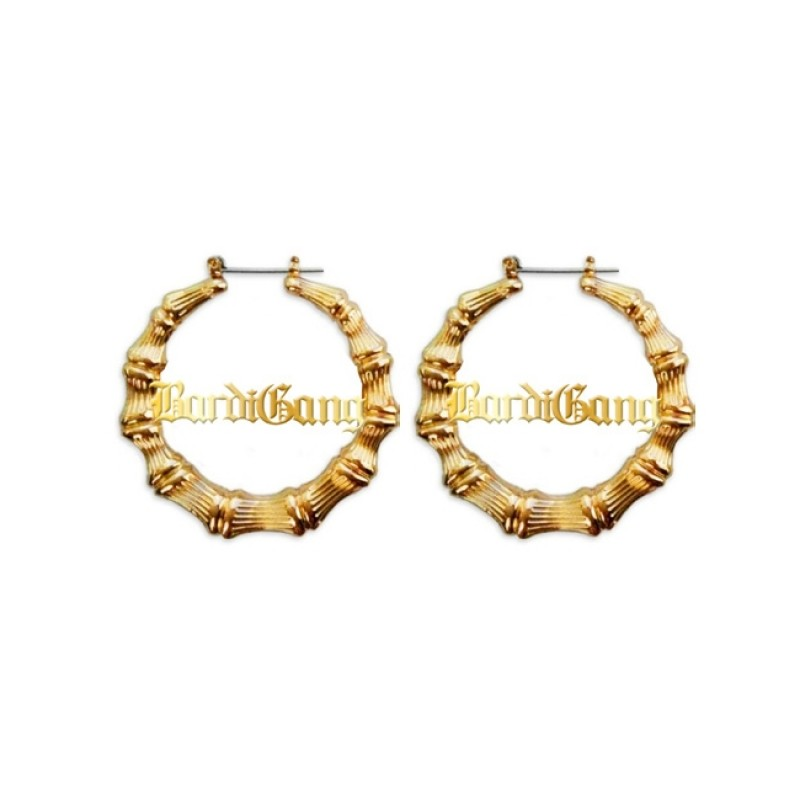 Bardi Gang Bamboo Earrings