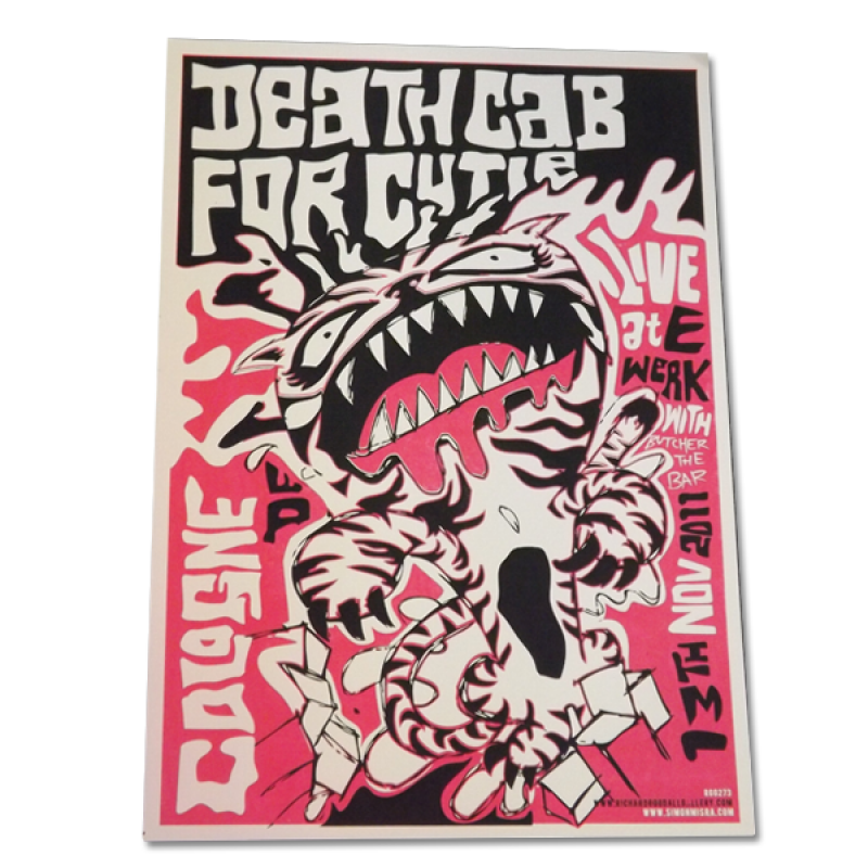 Cologne 2011 Poster
