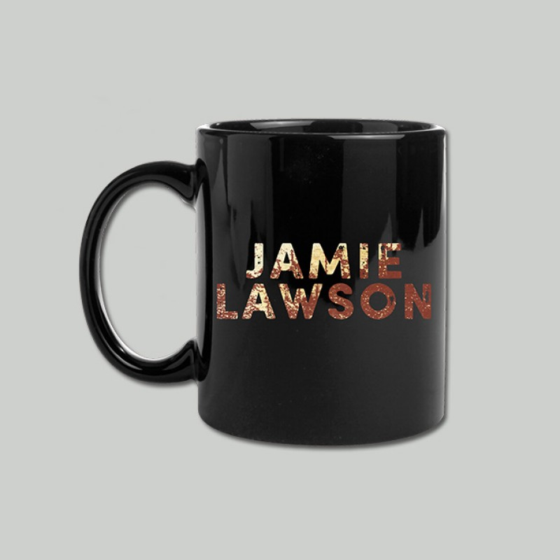 Jamie Lawson Black Tour T-Shirt