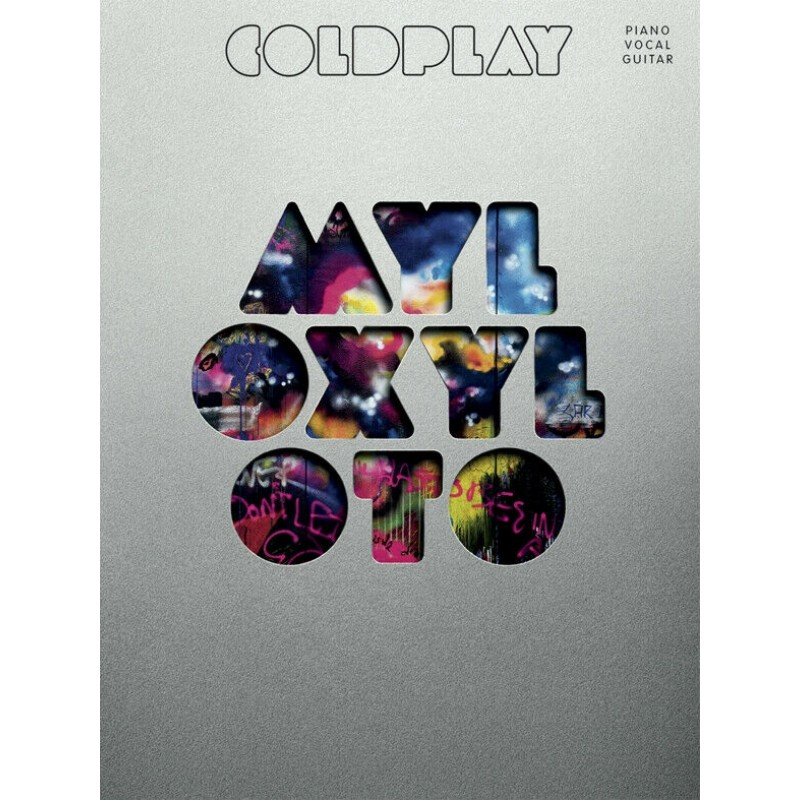 Mylo Xyloto - Piano, Vocal and Guitar Songbook