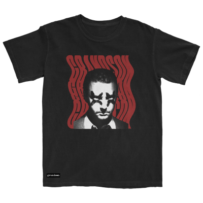 Warp Cover Art T-Shirt