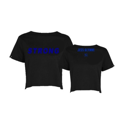 Strong Flock Crop Top