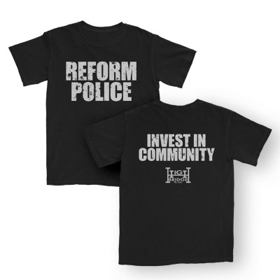 Reform Police T-Shirt