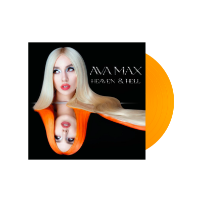 HEAVEN AND HELL ORANGE VINYL (Default)