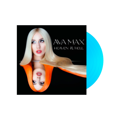 HEAVEN AND HELL BLUE VINYL (Default)
