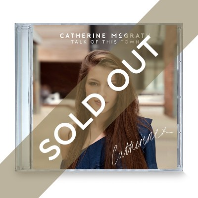 Talk Of This Town Signed CD Sold Out