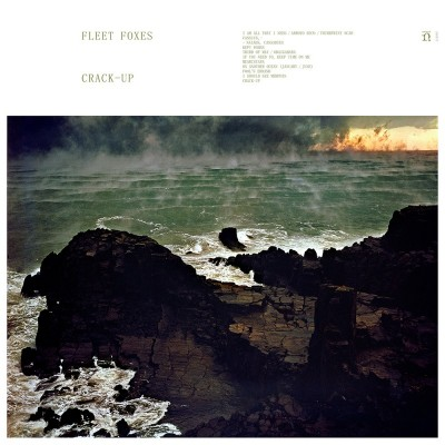 FLEET FOXES CRACK-UP LP + MP3 + PRINT BUNDLE