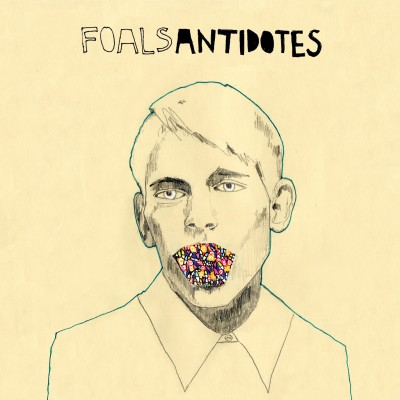 Antidotes CD Album