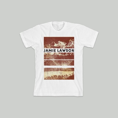 Jamie Lawson White T-Shirt
