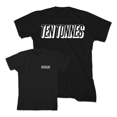 Ten Tonnes Logo T-Shirt - Warner Music Store