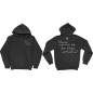 PLEASE EXCUSE ME HOODIE (BLACK)