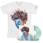 The Fall of Hobo Johnson + Album Cover T-Shirt Bundle