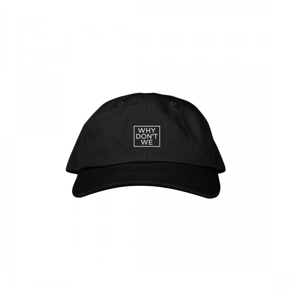 The Why Don't We Black Cap
