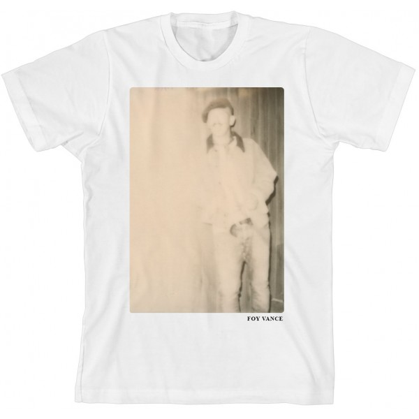 Foy Vance - Polaroid T-Shirt - Warner Music