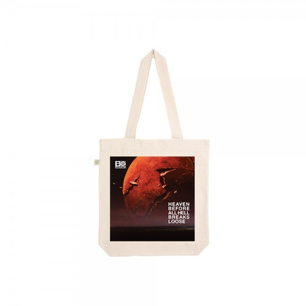 Heaven Before All Hell Tote Bag
