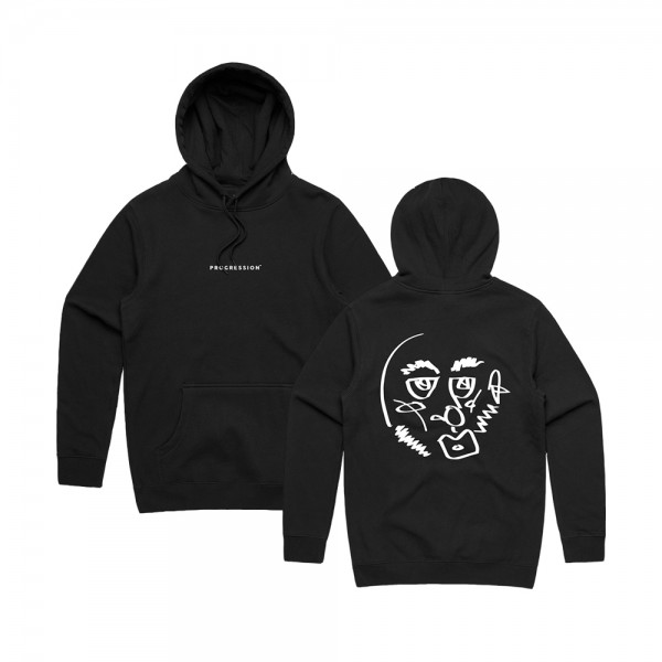 Progression Hoodie Black (Apparel)