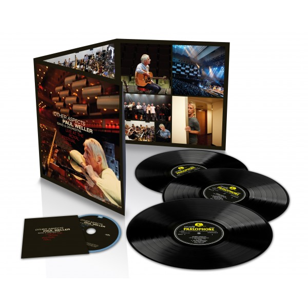 Other Aspects, Live At The Royal Festival Hall 3LP & DVD